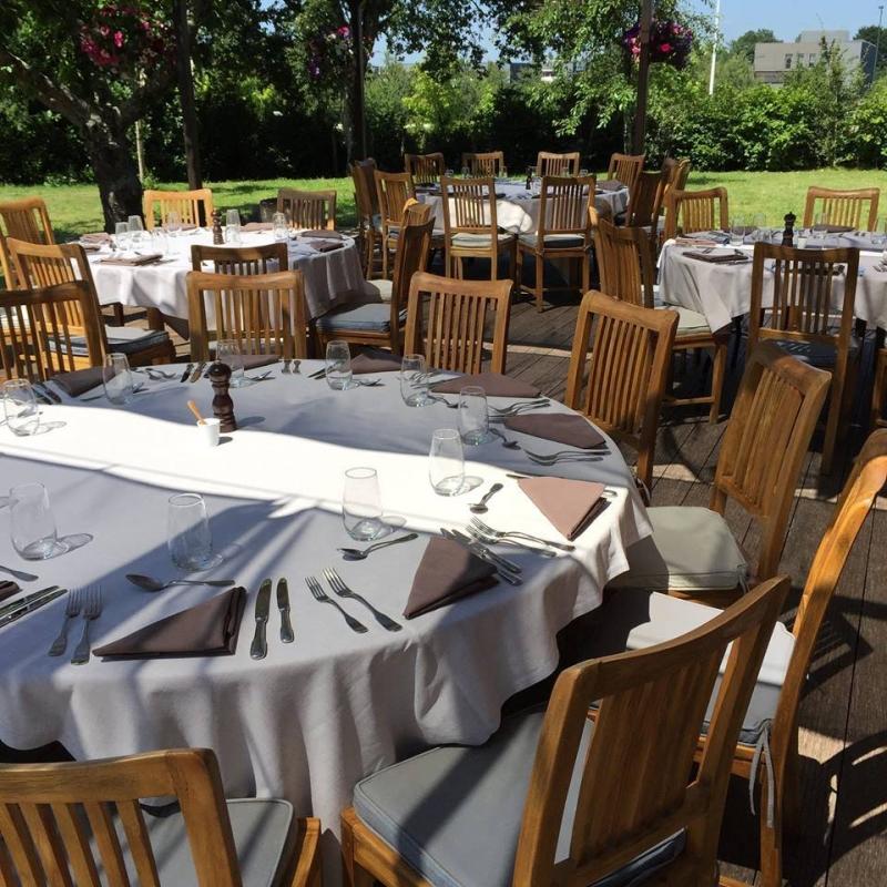 Repas de groupe - Les Pellières - Restaurant Saint-Herblain